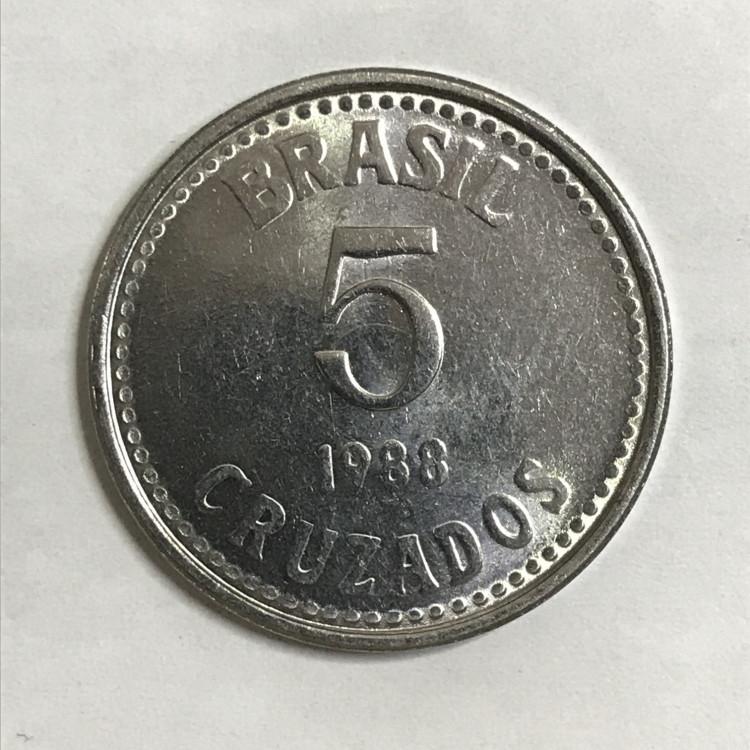 5 cruzados  1988 FC
