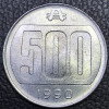 Argentina 500 austrais 1990 SOB