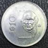 Mexico 10 centavos peso 1989 SOB