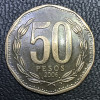 Chile 50 pesos 2006 MBC