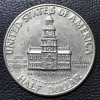 Estados unidos da América Half Dolar 1976 MBC
