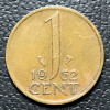 Holanda 1 centimo 1962 MBC