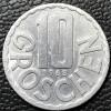 Austria 10 groschen 1968 SOB