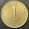 Austria 1 schilling 1967 MBC