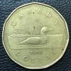 Canadá  1 dolar  1990 MBC