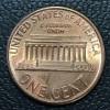 Estados unidos da América 1 cent 1991 FC