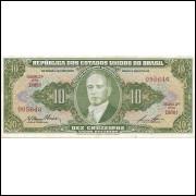 C085 1959 10 Cruzeiros FE