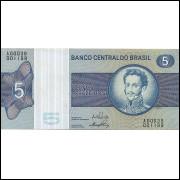 C139 1970 5 Cruzeiros FE