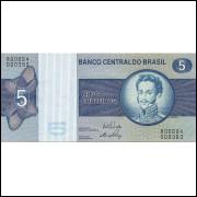C140 1973 5 Cruzeiros FE