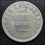 1000 reis 1906 MBC