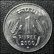 India 1 rupia 2000 FC